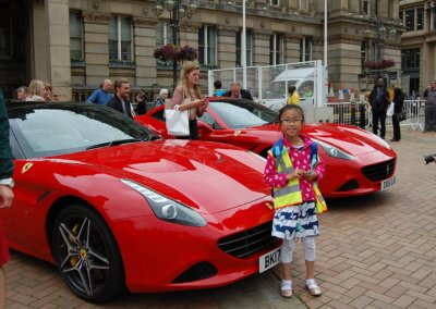 Birmingham Car Show