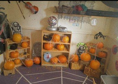 Music Room Halloween